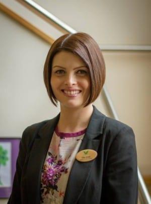 B2B National Account Manager - Ellie Jones