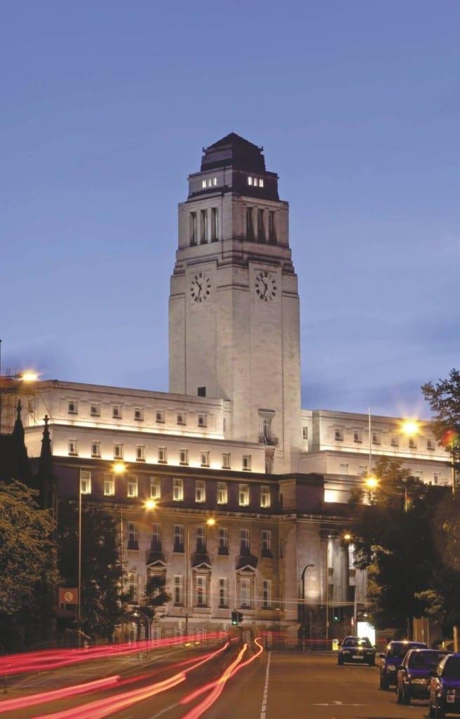 Leeds University copy