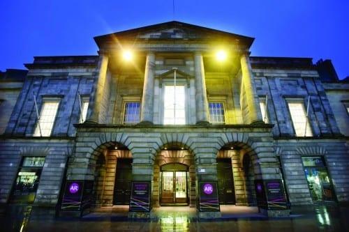 The Assembly Rooms Edinburgh