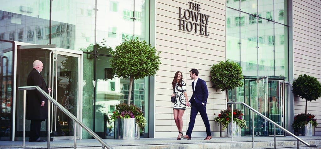 the lowry hotel exterior