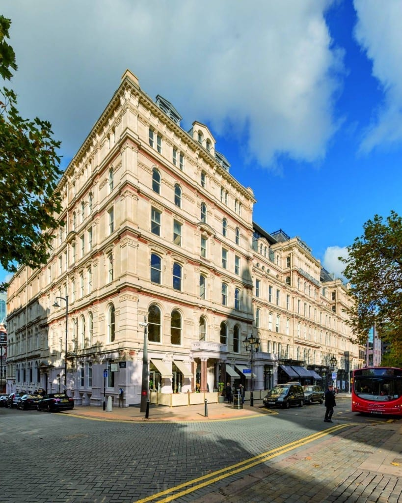 The Grand Hotel in Birmingham