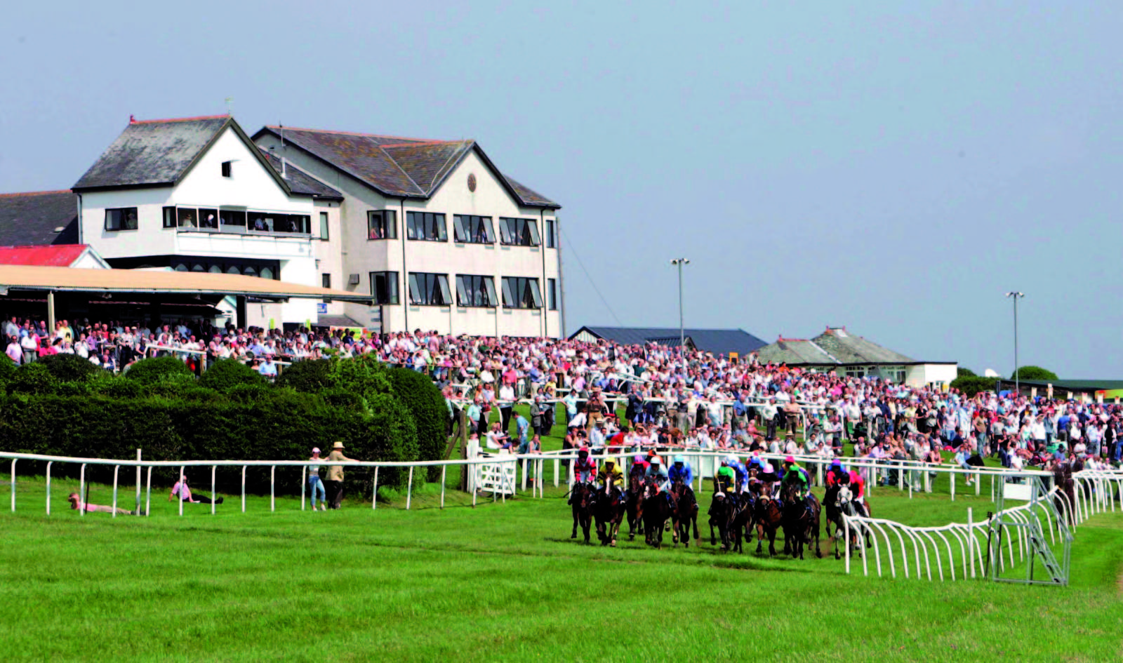 Caterers Campbell & Rowley to Serve North East Racecourse