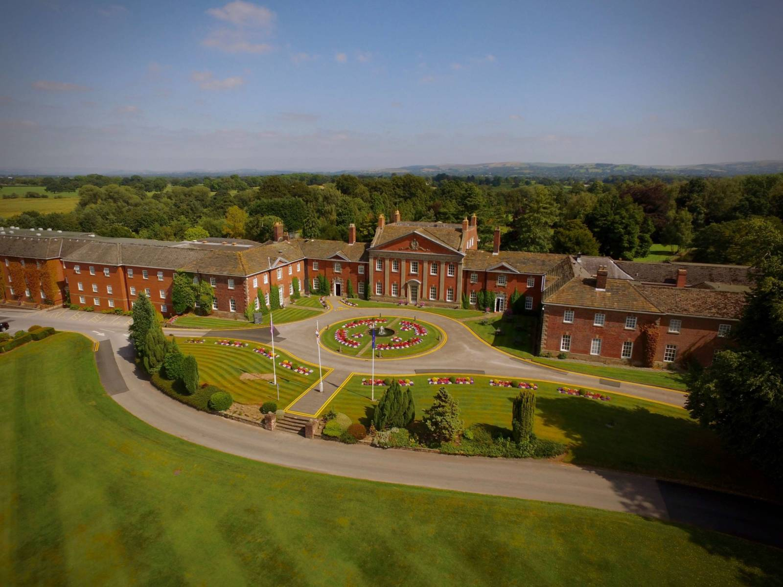 Win A Bed and Breakfast Stay Plus Dinner at Mottram Hall!