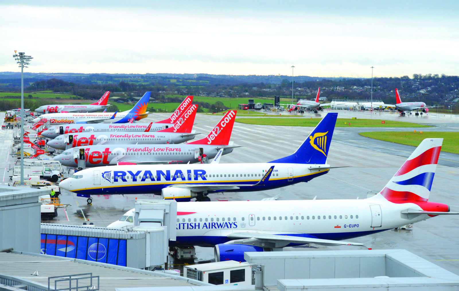 Leeds bradford airport lba news business travel phil forster media and communications whizz at leeds bradford airport checks in with he norths evangeline spachis to explain why lba is a first class m4hsunfo