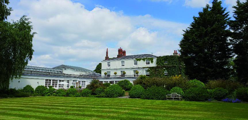 Rowton Hall Joins Anderbury Hotel Group