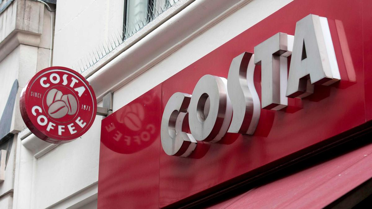 Coca-Cola purchases Costa Coffee chain for £3.9bn