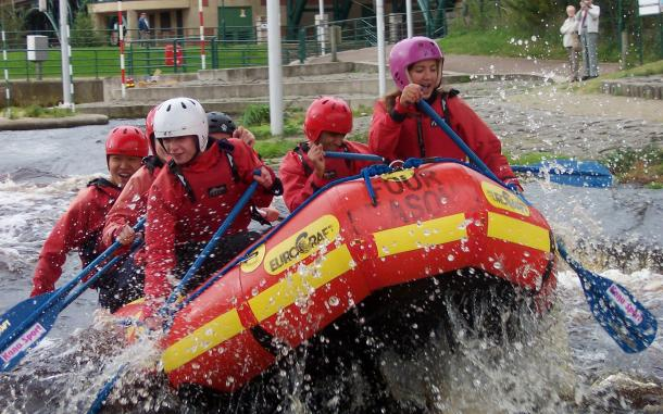 Rockliffe-Hall-white-water-rafting