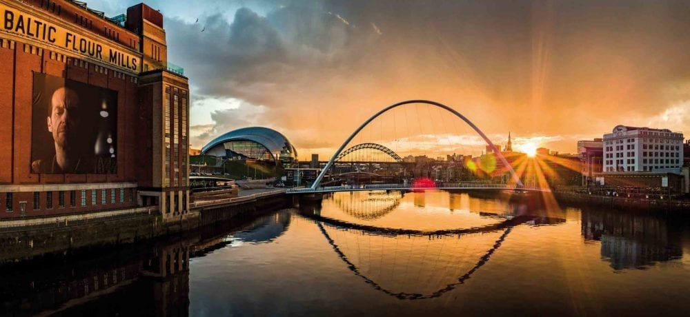 Newcastle is UK's Cheapest for Business Hotel Bookings