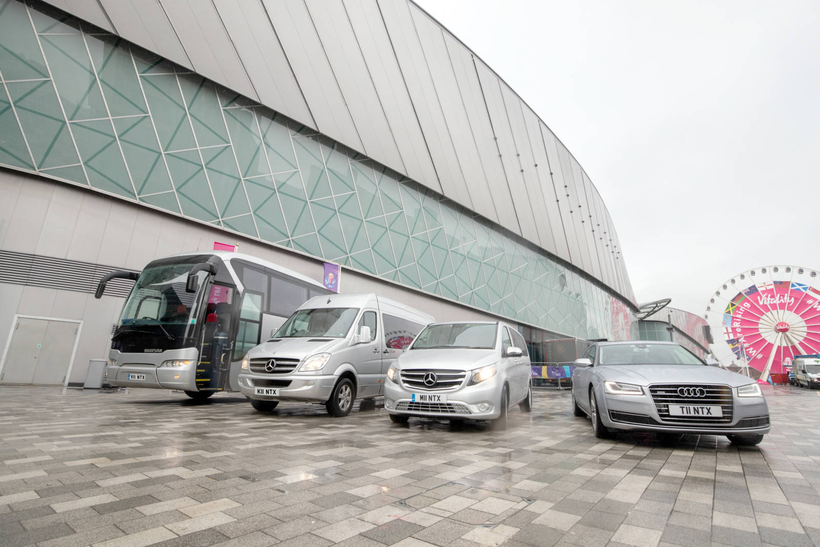 Event Transport Company INTX Celebrates 20 years with Two Major Contract Wins