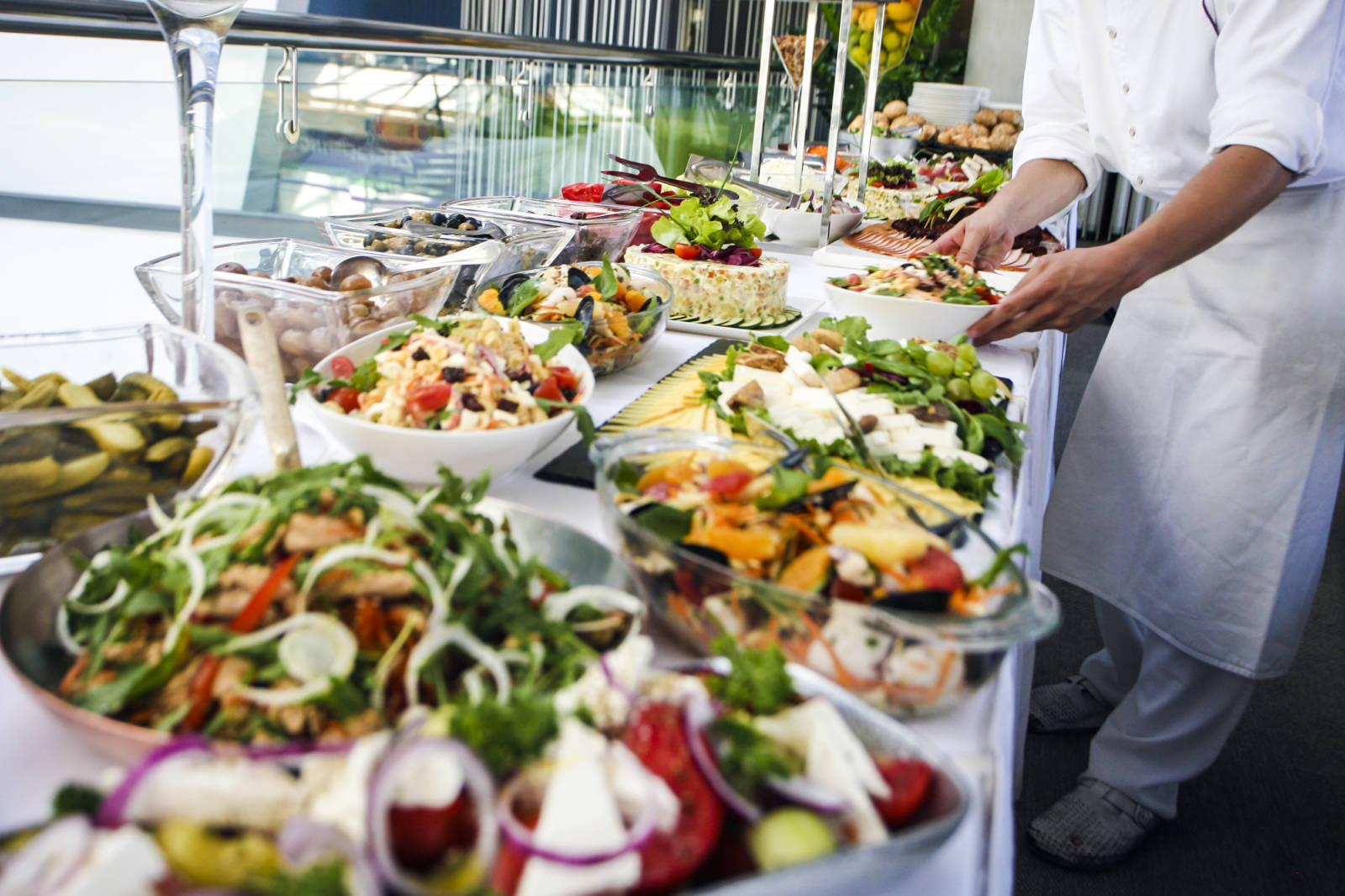 Bringing Healthier Menus to The Events Industry with David Vaughton